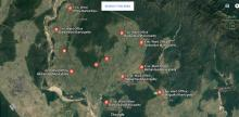 google map satellite